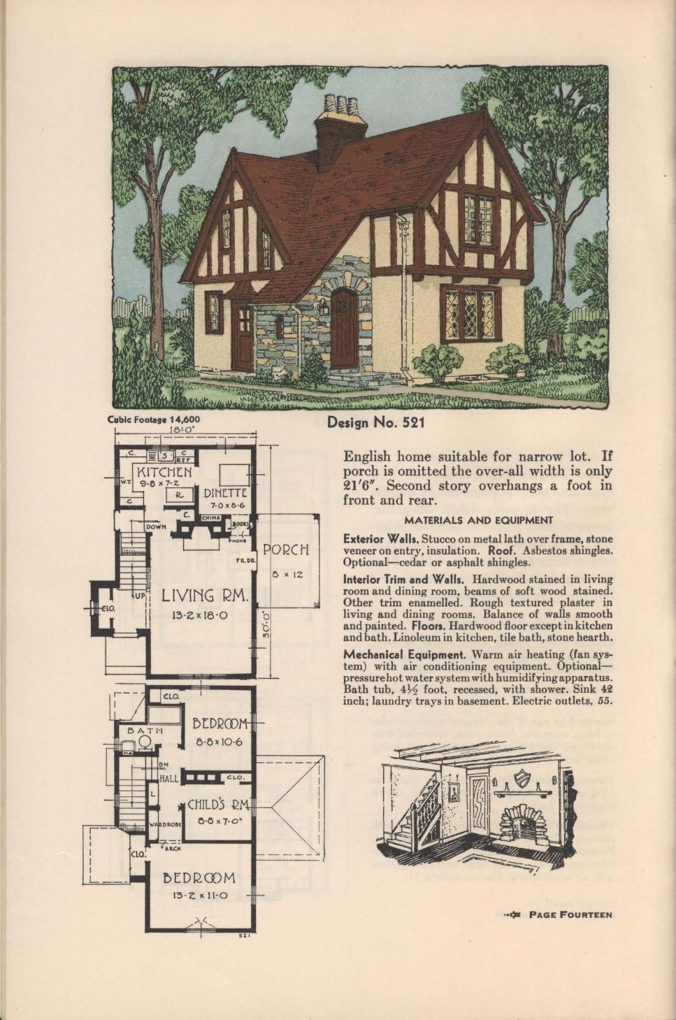 Practical Small Homes 4th Ed Vintage House Plans House Plans