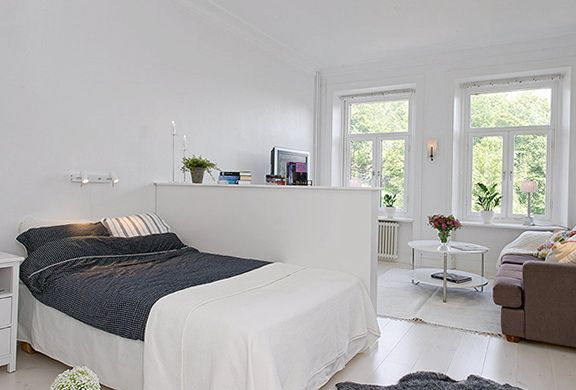 Small Apartment In SwedenStudioAflo Interior Design Ideas