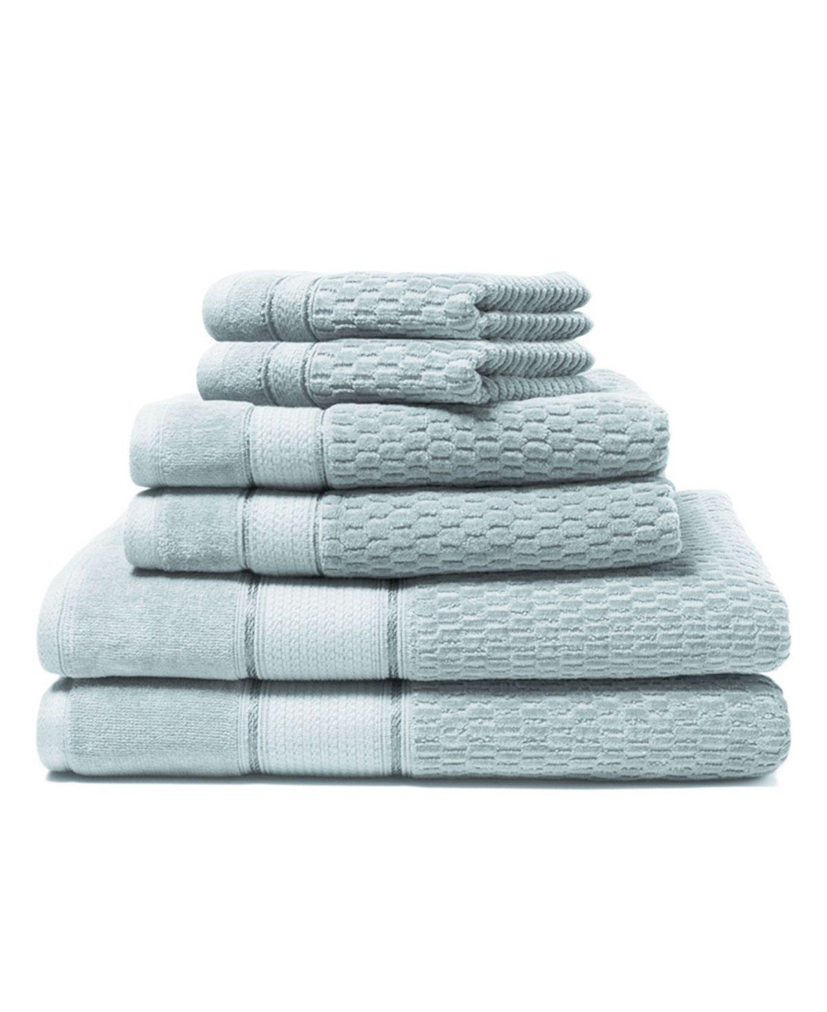 Cobra Royale 6 Piece 100 Turkish Cotton Bath Towel Set Reviews