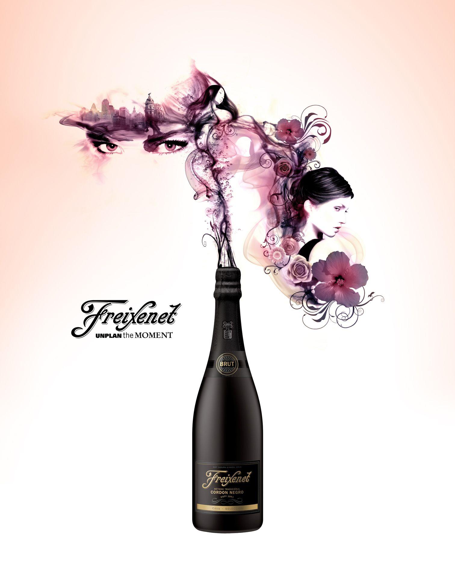 Sparkling Wine Ad