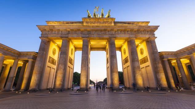 Berlin S Top Attractions Reichstag Is Only The Start Brandenburg Gate Travel Wishlist Berlin