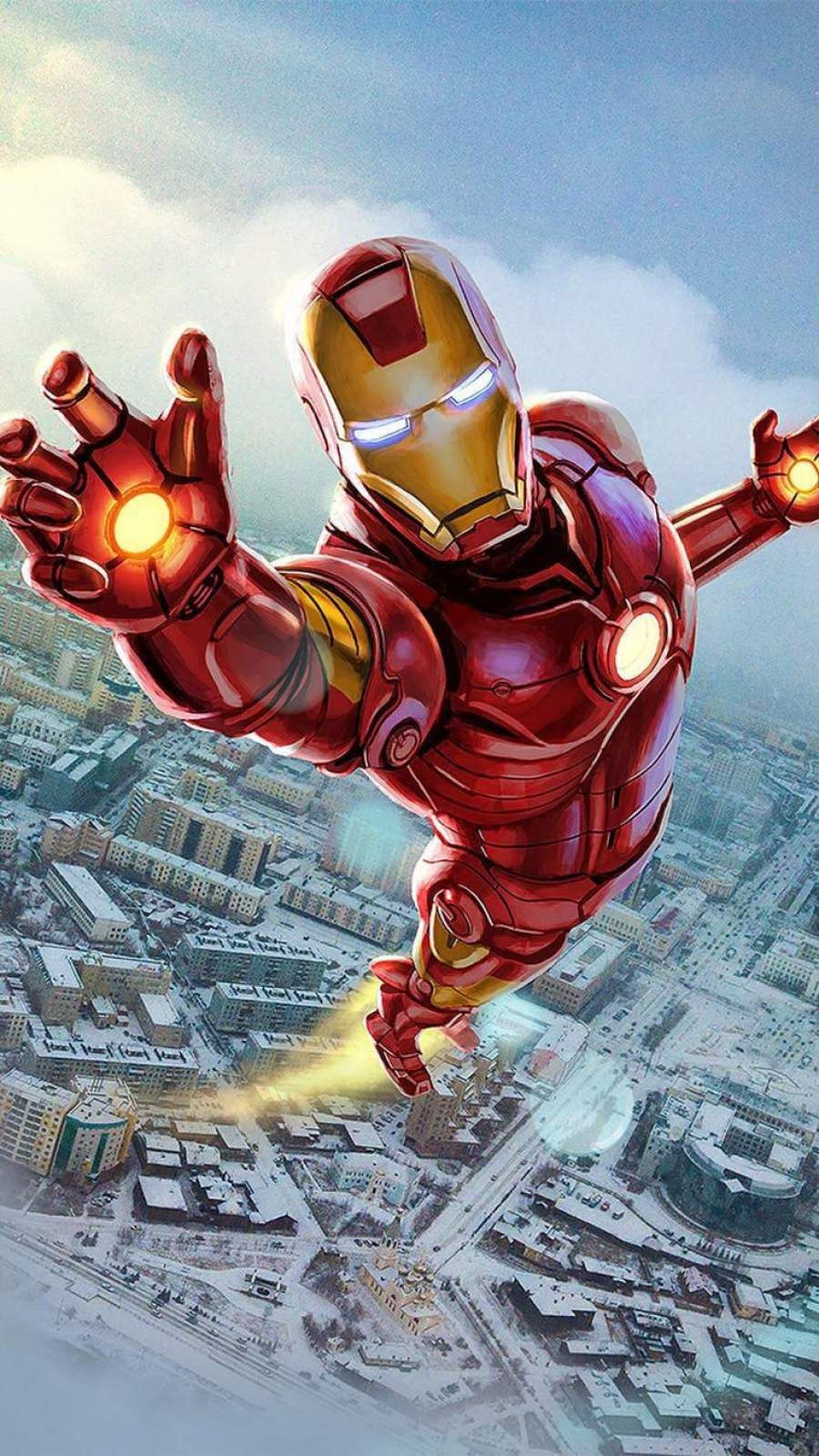 Masked Guy iPhone Wallpaper (With images) Iron man