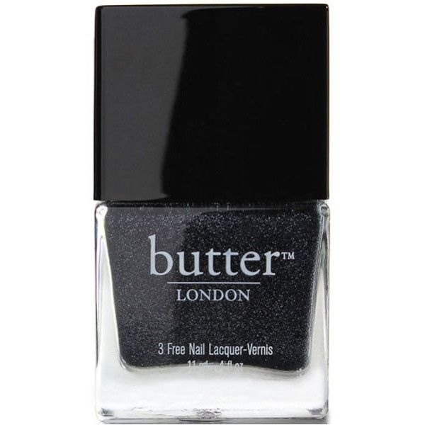 butter LONDON Nail Lacquer Gobsmacked (11ml) ($18) ❤ liked on Polyvore