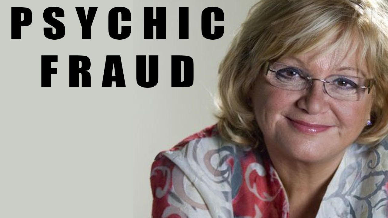 """PSYCHIC"" FRAUD SALLY MORGAN"