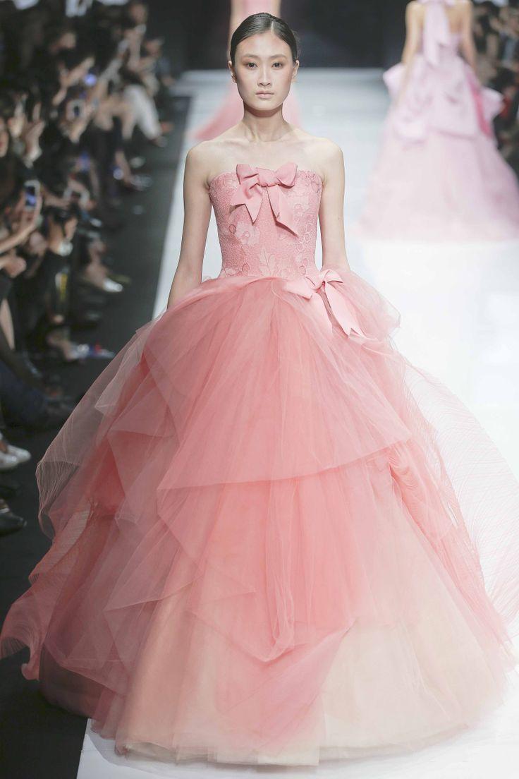 So sweet pastel pink tulle dress | [ Runway ] | Pinterest | Pink ...