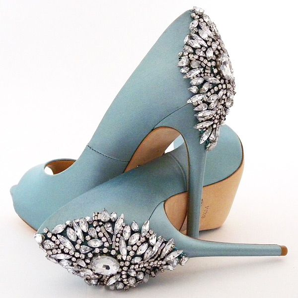 Jeweled Sandals · Say Hello To Badgley Mischkau0027s Favorite Wedding Shoes ...
