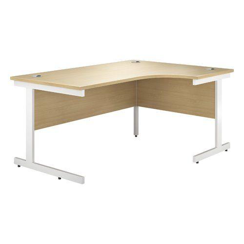 Schreibtisch Creola Modernmoments Ausrichtung Rechts Größe