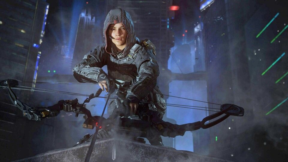 Call Of Duty Black Ops 3 Specialist Outrider Wallpaper
