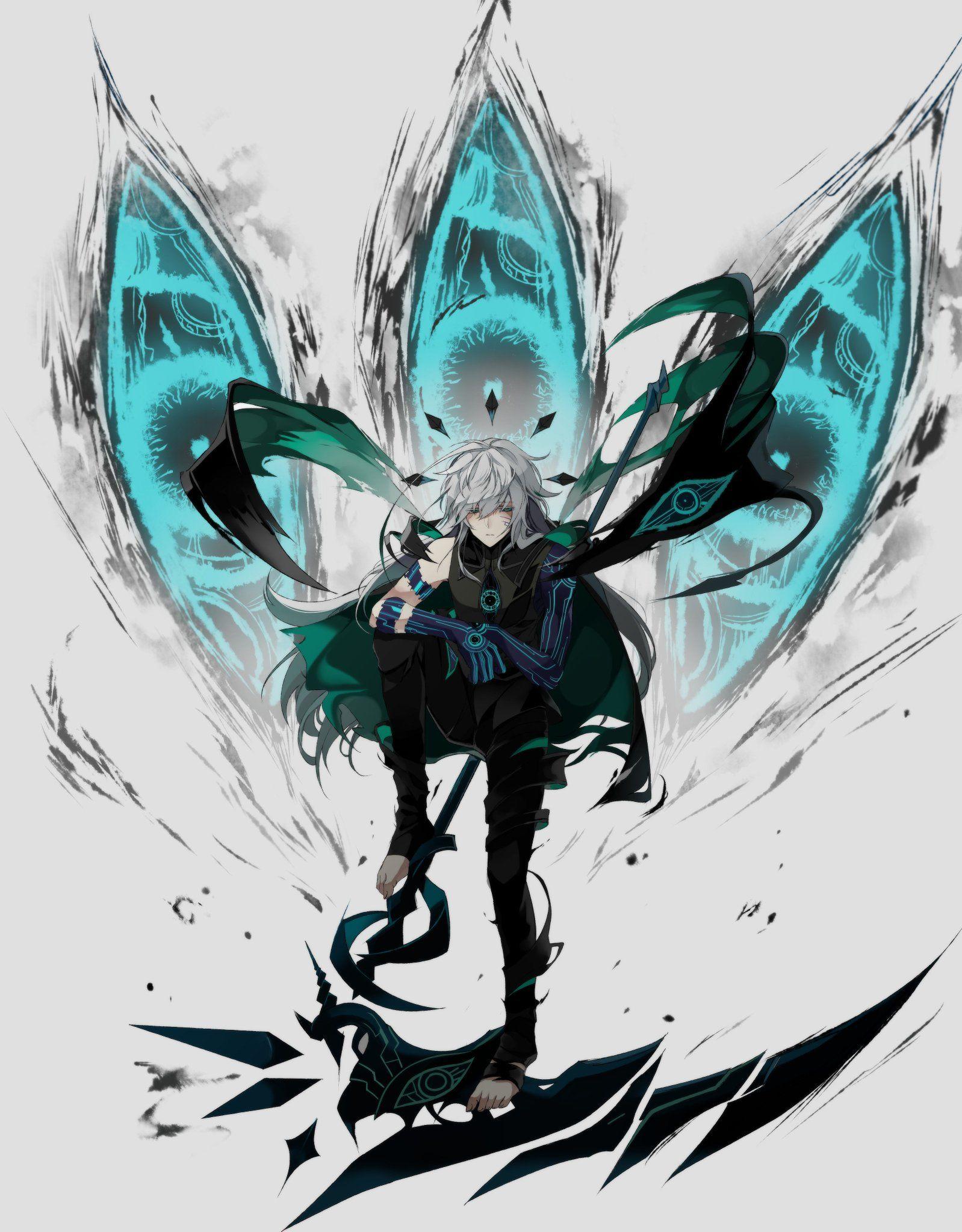 Ain apostasia character art anime character design