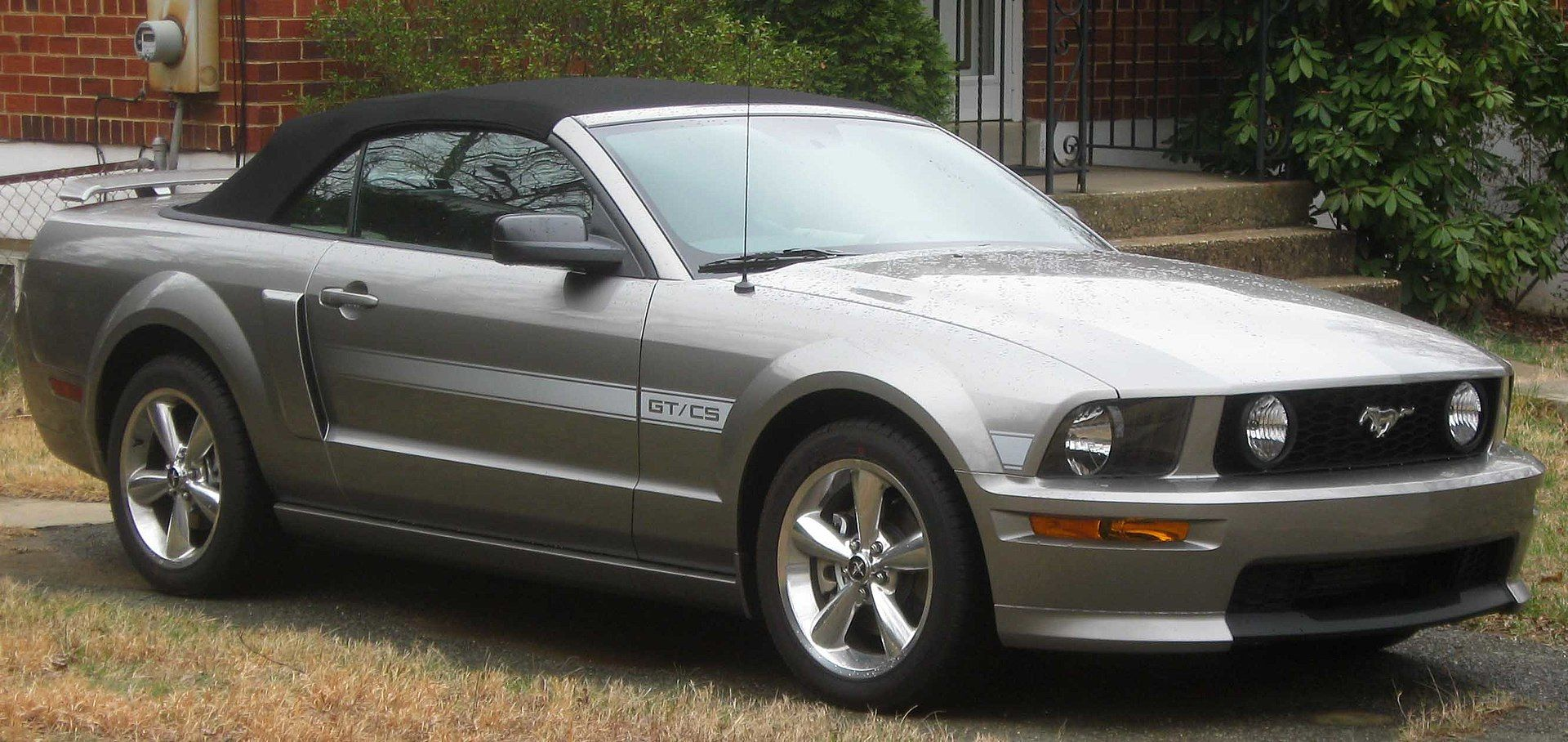 Ford Mustang Gt Cs Convertible Ford Mustang Wikipedia Ford Mustang Gt Ford Mustang Mustang Gt