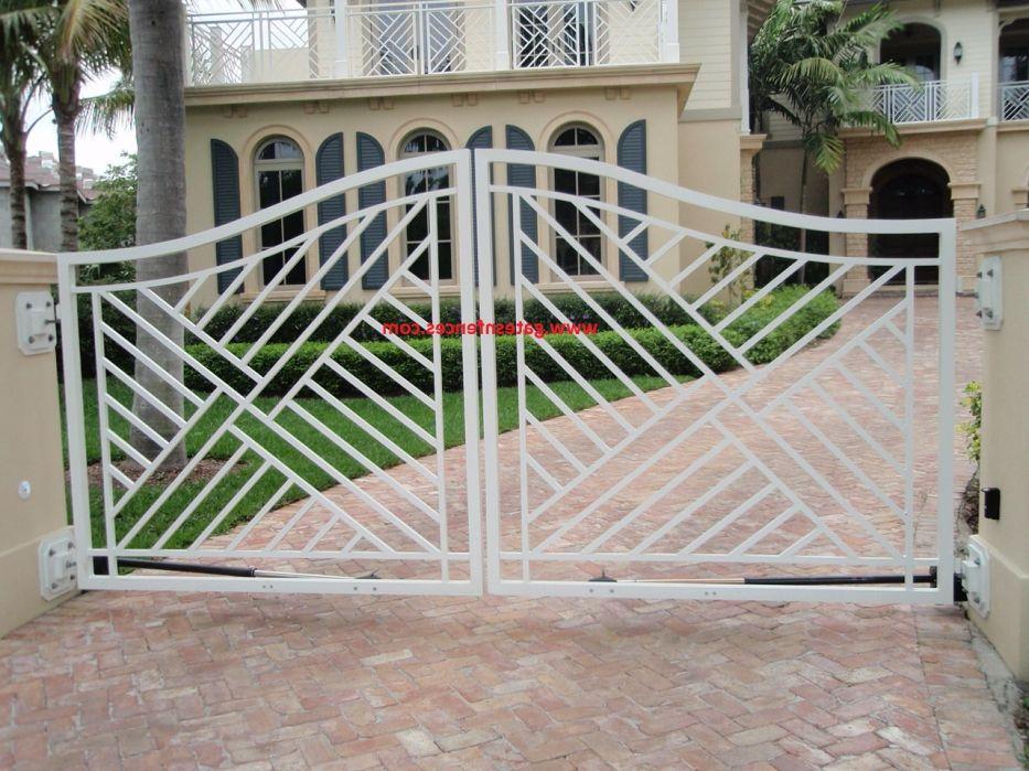 Driveway Gates Wrought Iron Aluminum Driveway Gate Iron Gates
