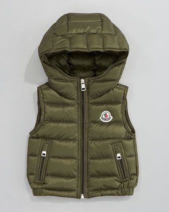12e8de1c Puffy vest for CO... actually at $280, for never, but you get the idea.