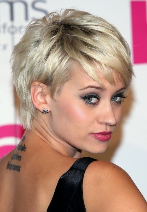 Frisuren für kurze und mittlere Haarideen: Easy Frisuren ...