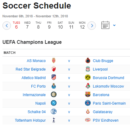 UEFA Champions League The ⚽Football is Here🥅 ⏰Don't Miss ...