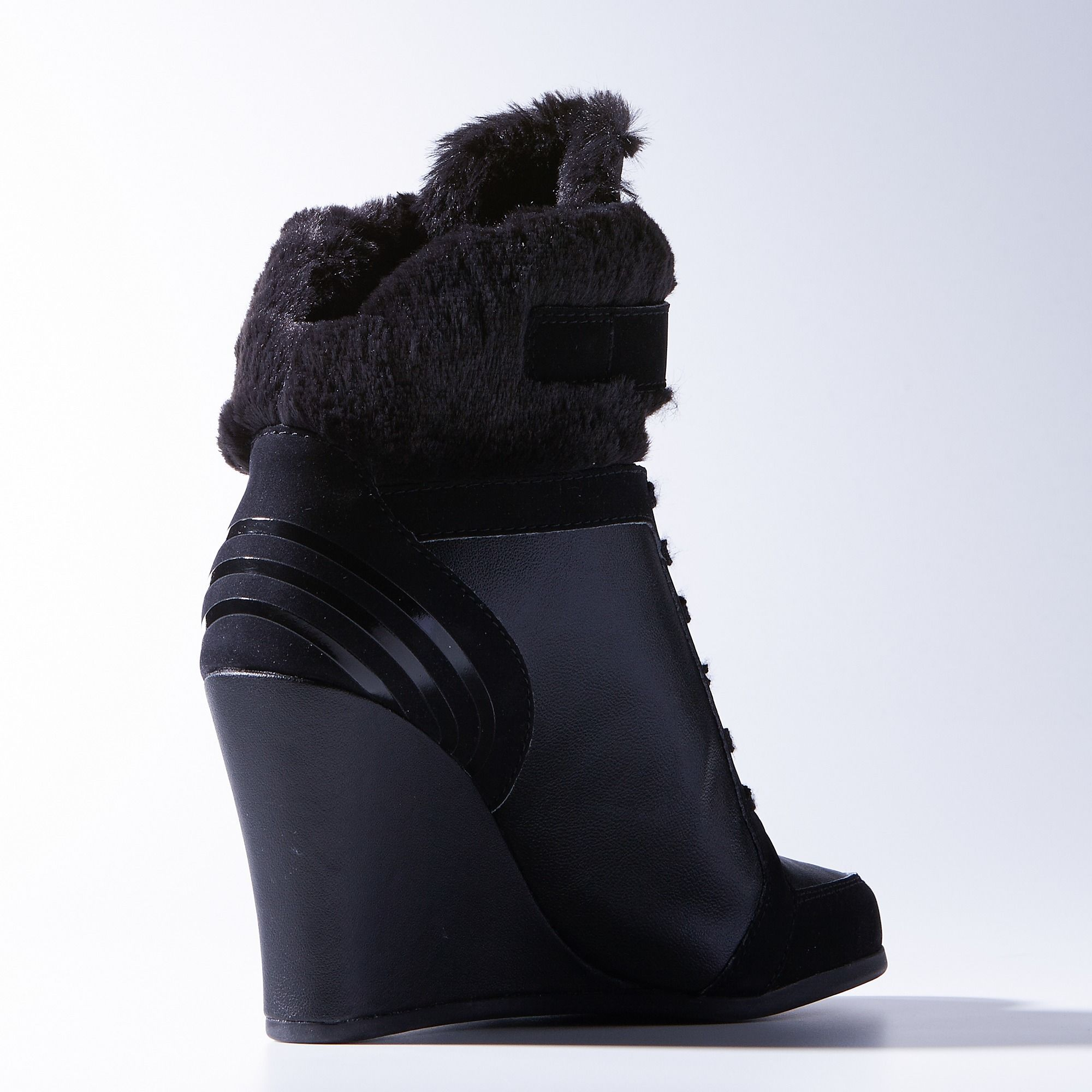 ¡Adidas Selena Gomez Winter Wedge zapatos zapatos!¡!!Pinterest