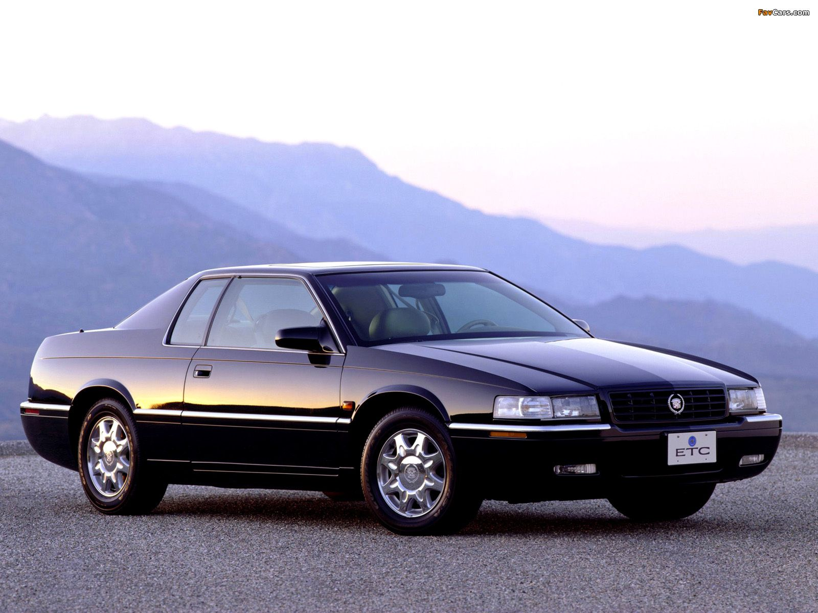 1995 cadillac eldorado touring coupe