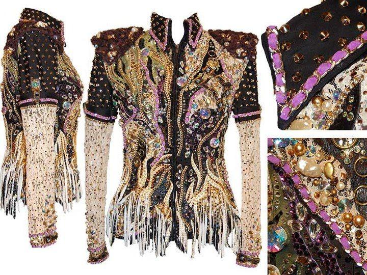 Lindsey James Horse Show Clothing! Stunning.