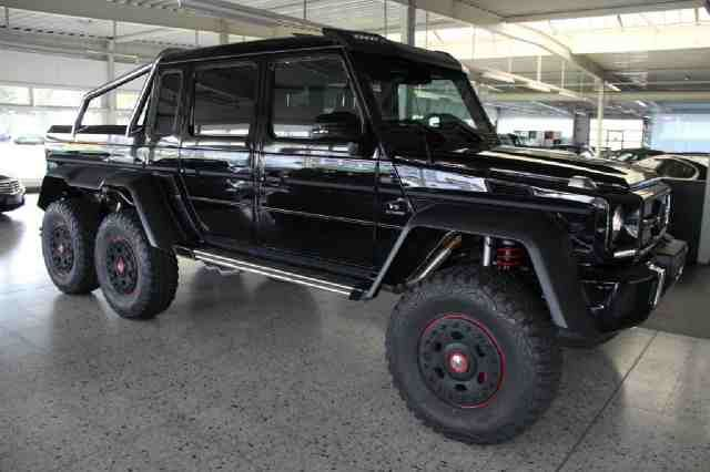 Mercedes G63 Amg 6x6 Gets A 975 000 Price Tag In Florida With