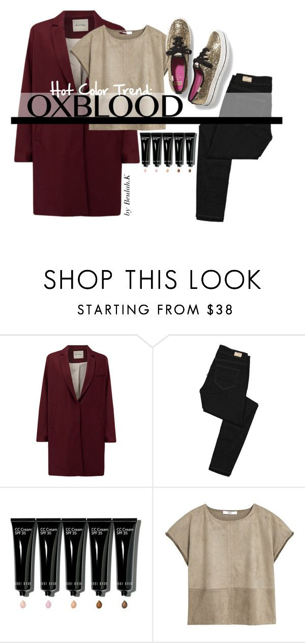 """""""Hot Color Trend: Oxblood 
