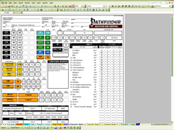 sCoreForge Pathfinder Character Generator | Dungeons and