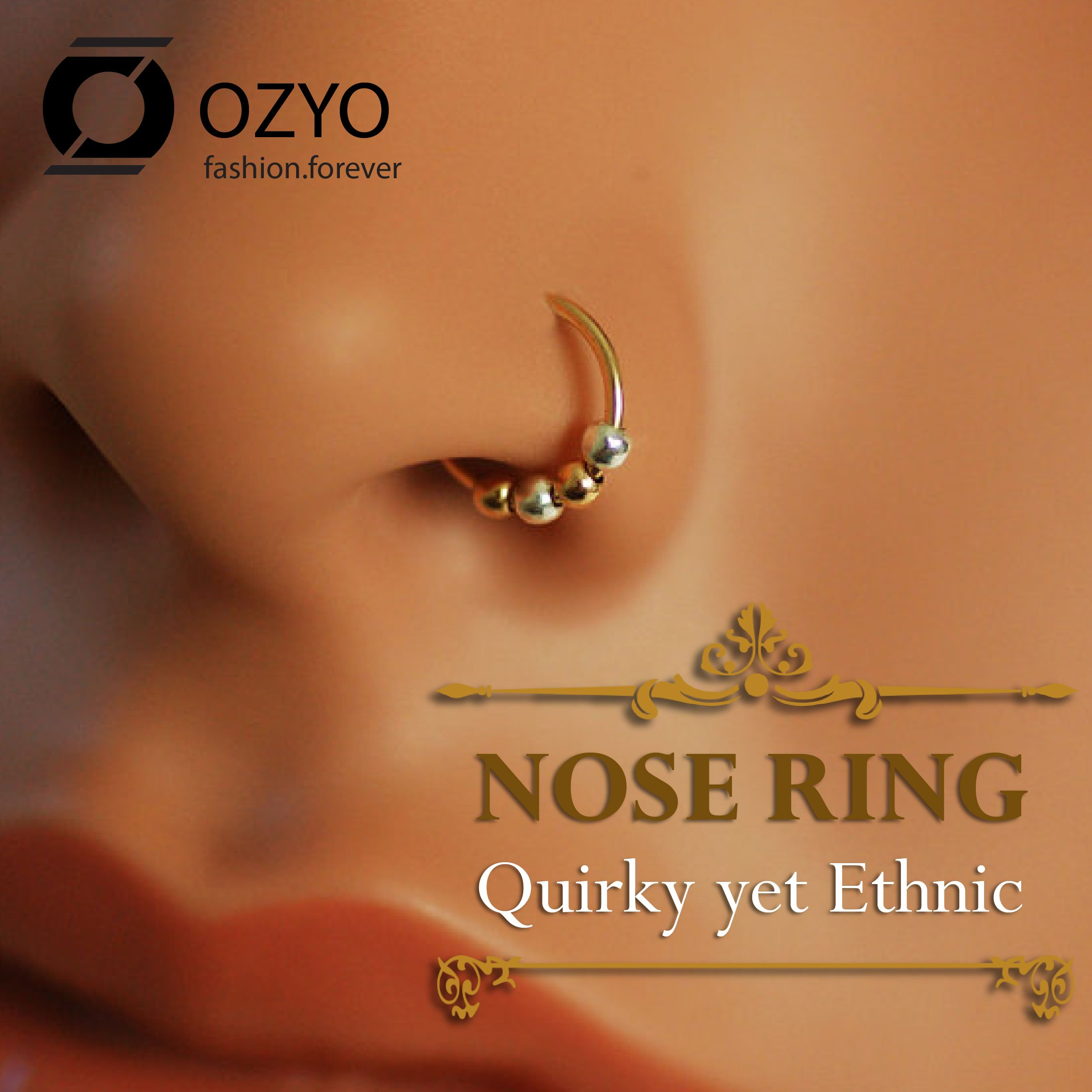 Best Simple And Styles Nose Ring Photos - Jewelry Collection Ideas ...