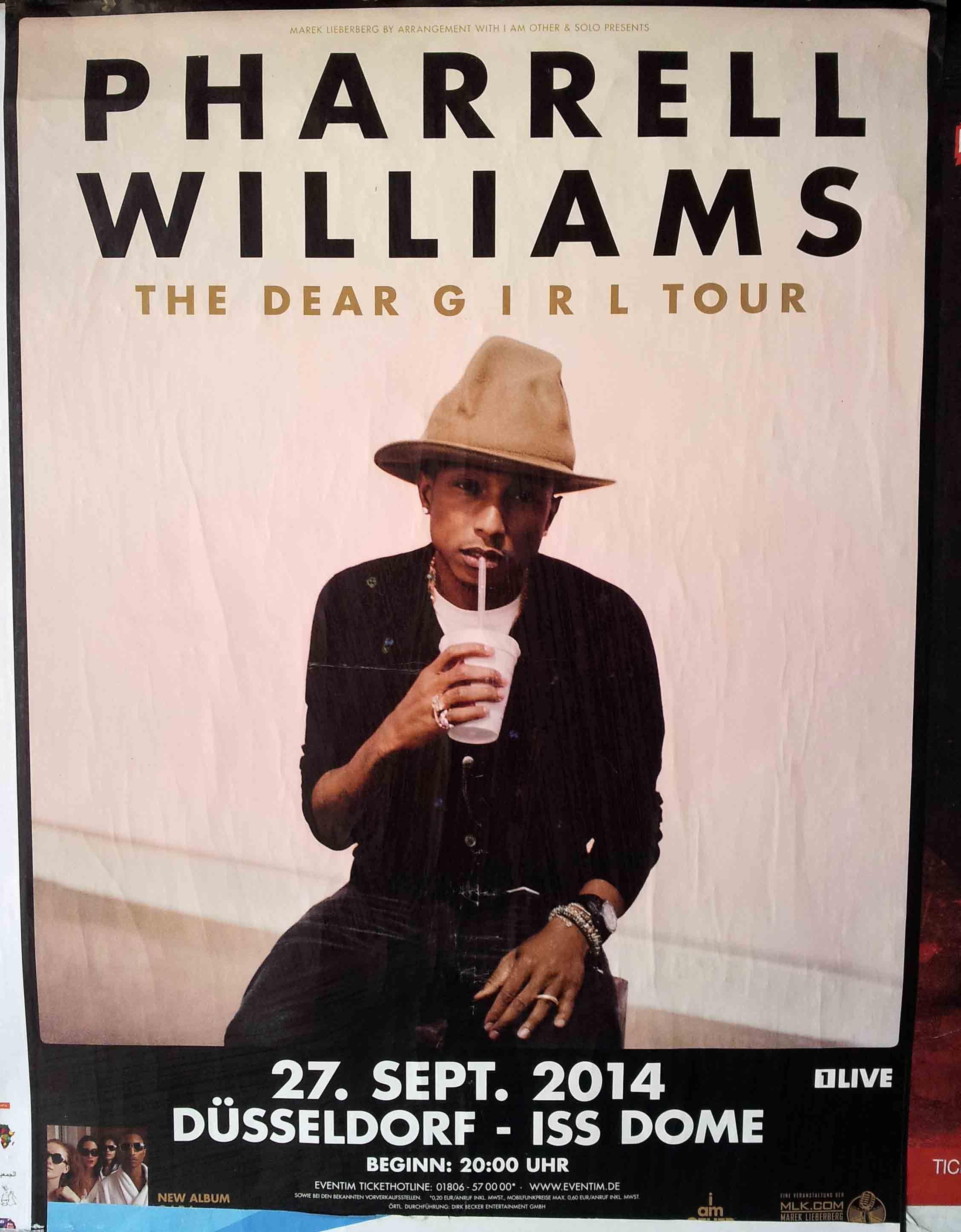 8f092195c8e Poster plakat pharrell williams urbane jpg 2256x2892 Pharrell williams  poster
