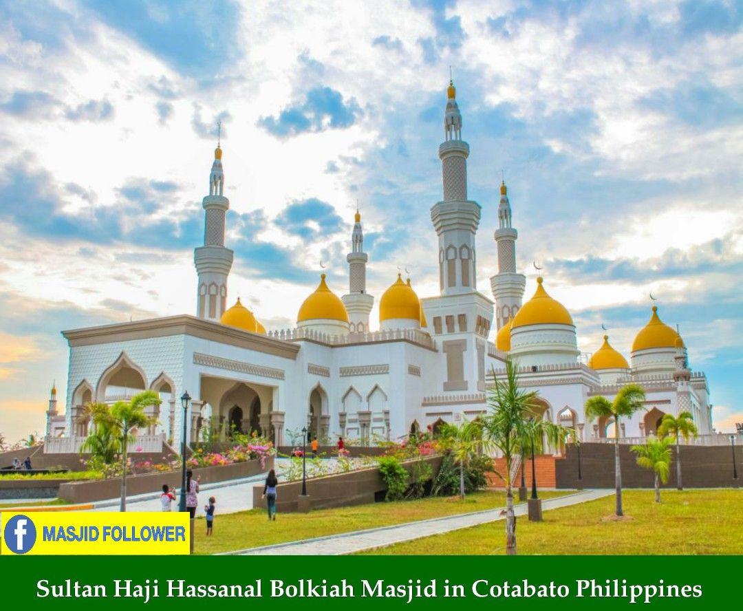 Masjid In Philippine Grand Mosque Cotabato City Beautiful Mosques