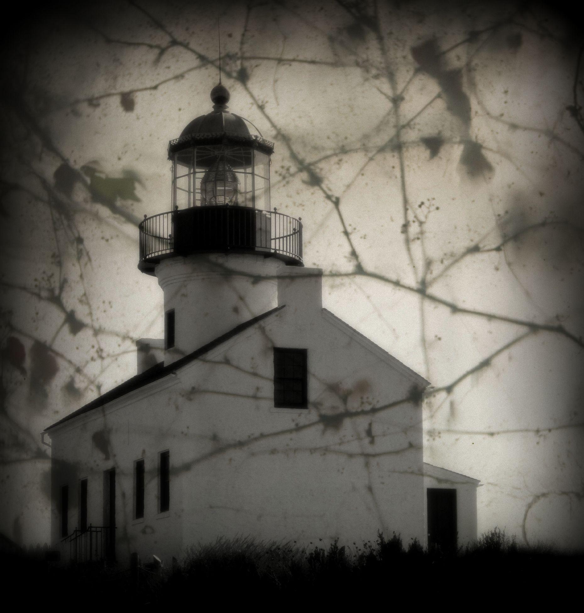 Lighthouse I retouched.