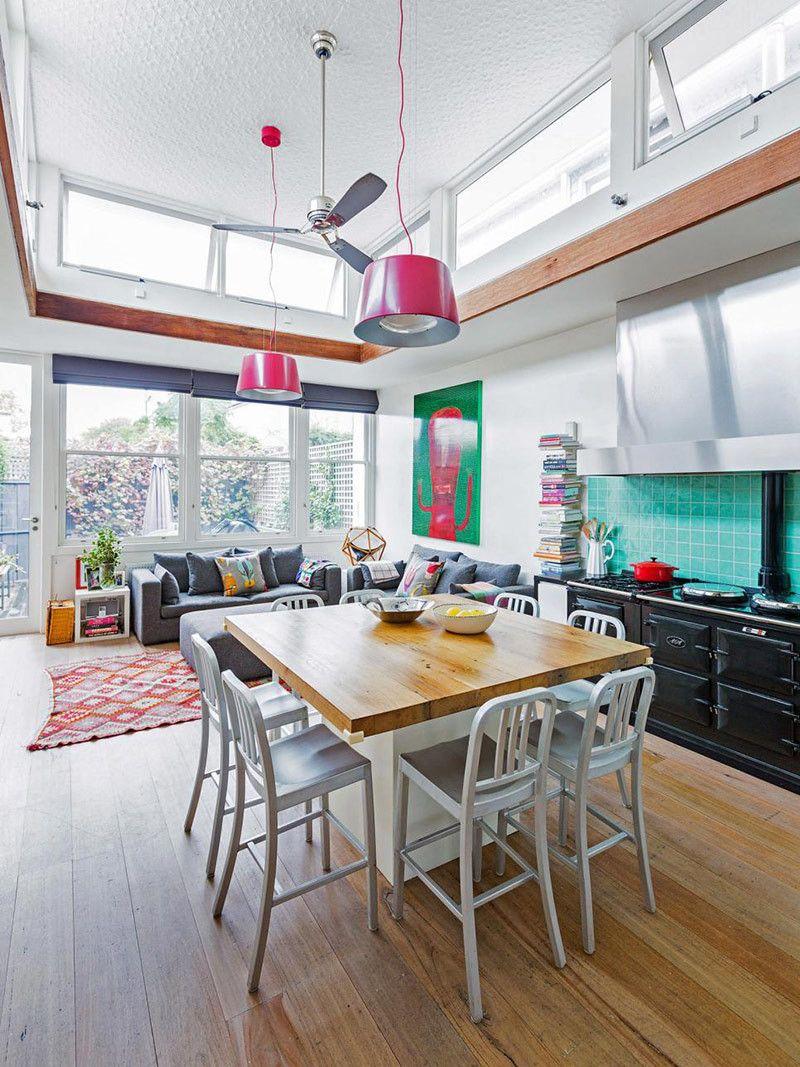 Las 17 mejores cocinas abiertas la temporada | Pinterest