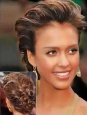 Pin By Zita Maria On Hair Hair Styles Medium Hair Styles French Twist Hair