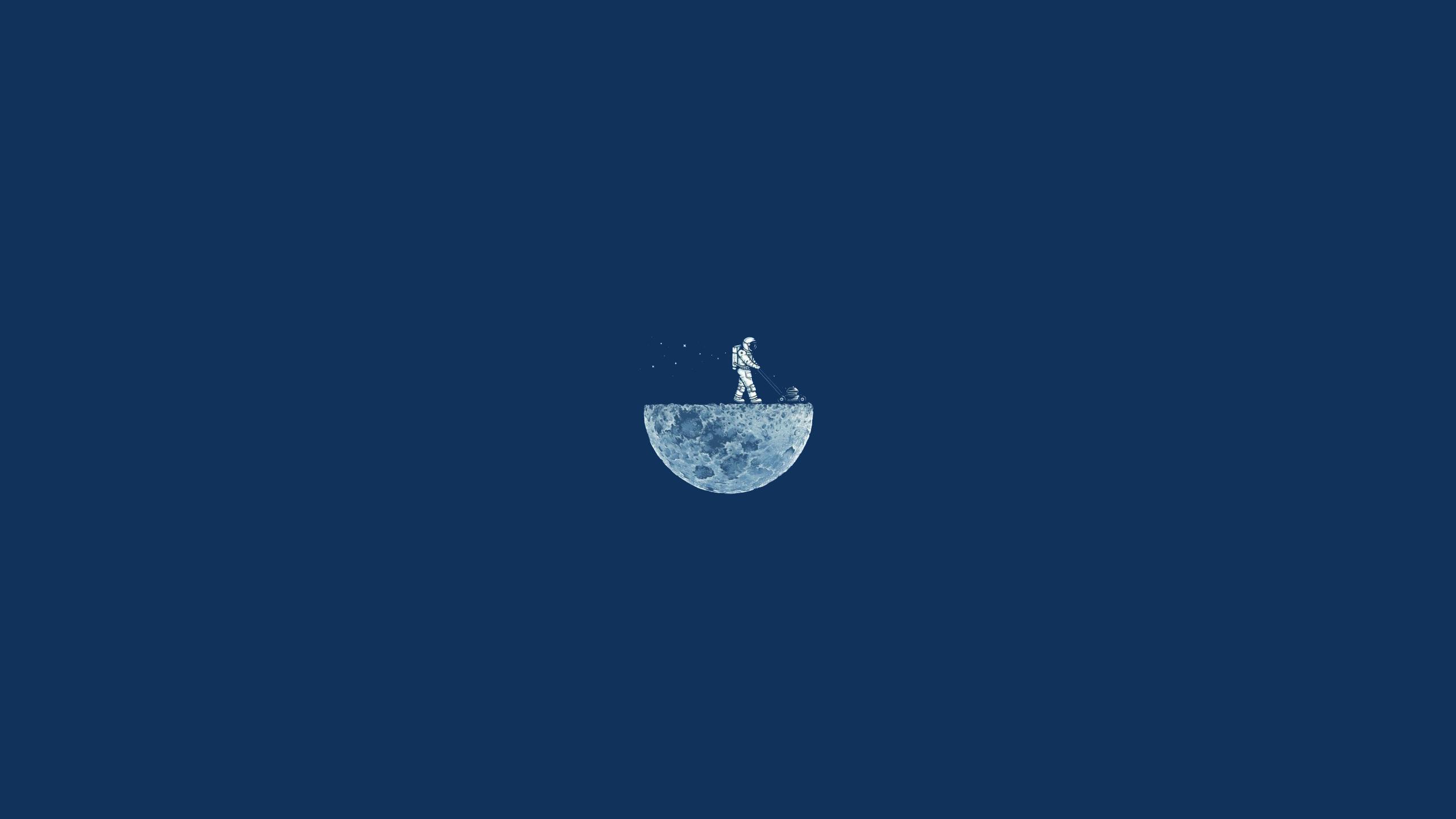 Moon Mow [2560x1440] 1080p