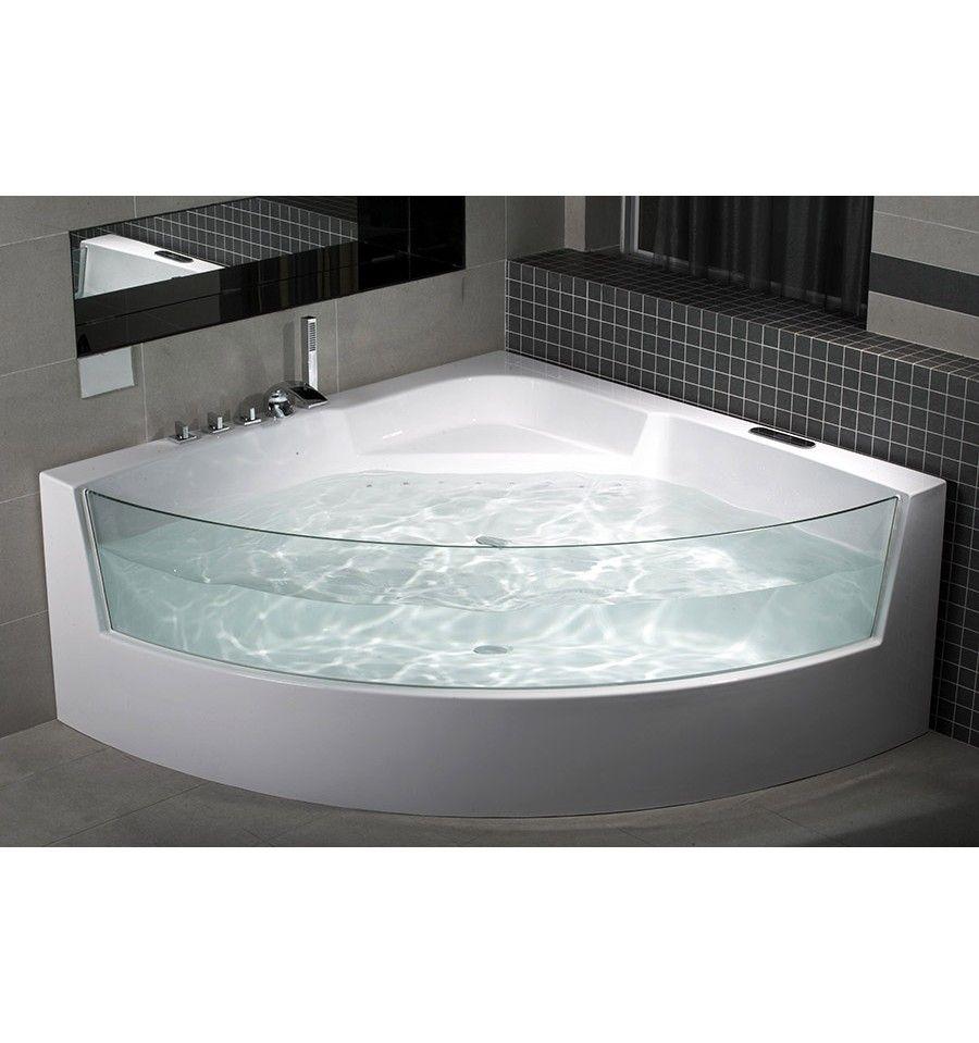baignoire balneo filotti 150 150 cm baignoire design mobilier salle de bain salle de bain. Black Bedroom Furniture Sets. Home Design Ideas