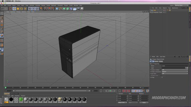 In this Cinema 4D tutorial, we will cover the Dress-O-Matic