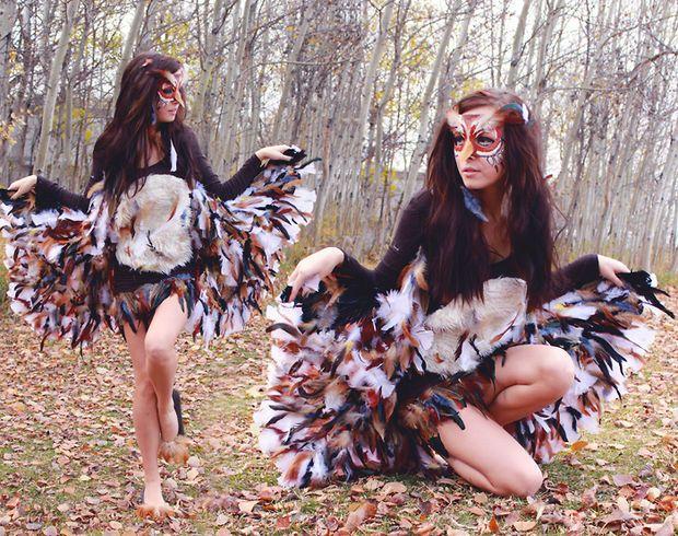 Diy animal costumes costumes halloween costumes and diy halloween diy animal costumes solutioingenieria Choice Image