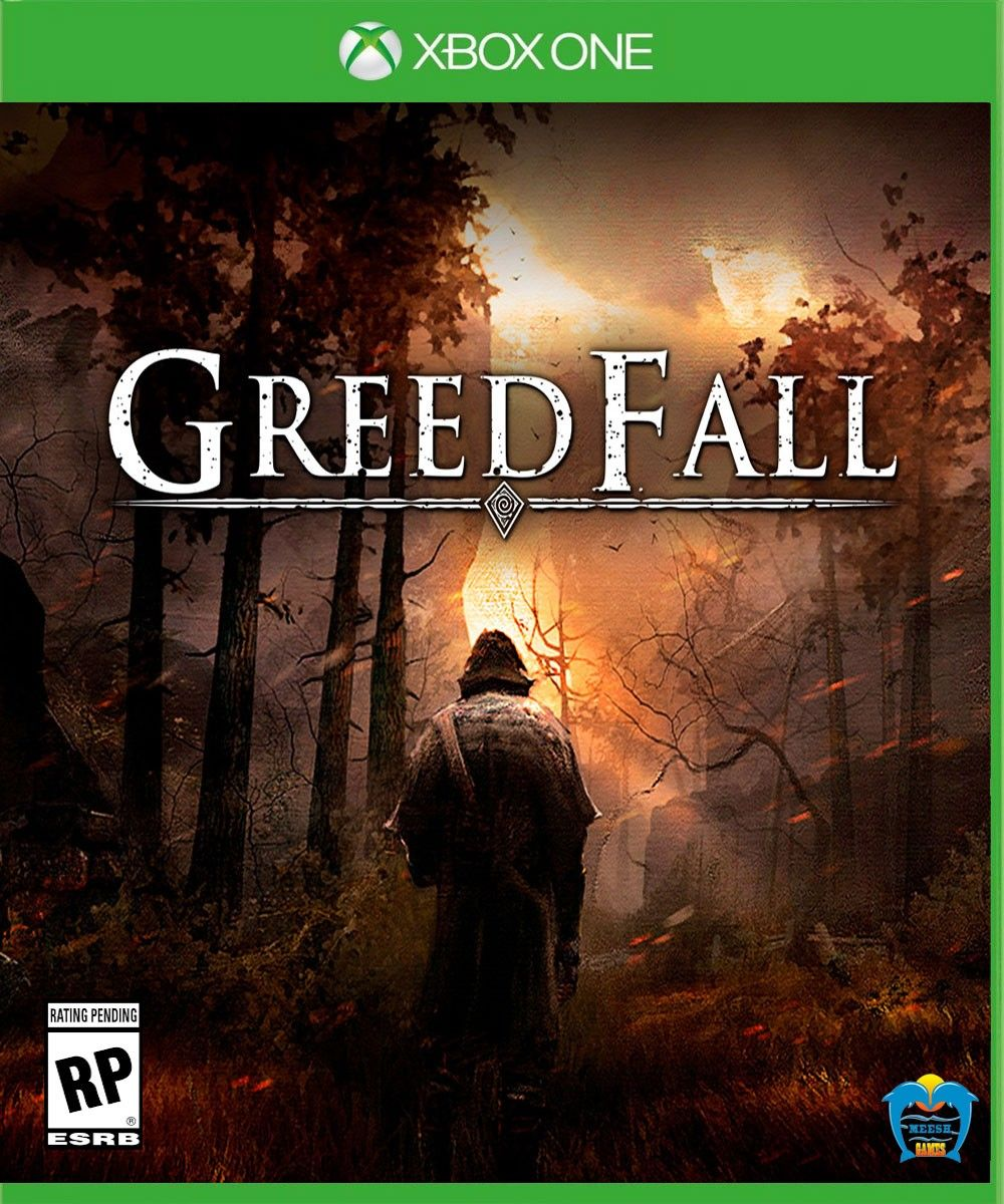 Greedfall Video games ps4, Ps4 games, Ps4