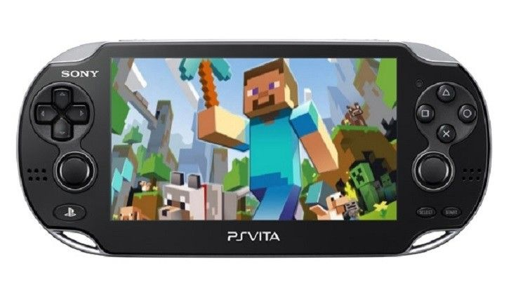 Minecraft Gets A Playstation Vita Gameplay Video At Tokyo Game Show Playstation Minecraft Game Show