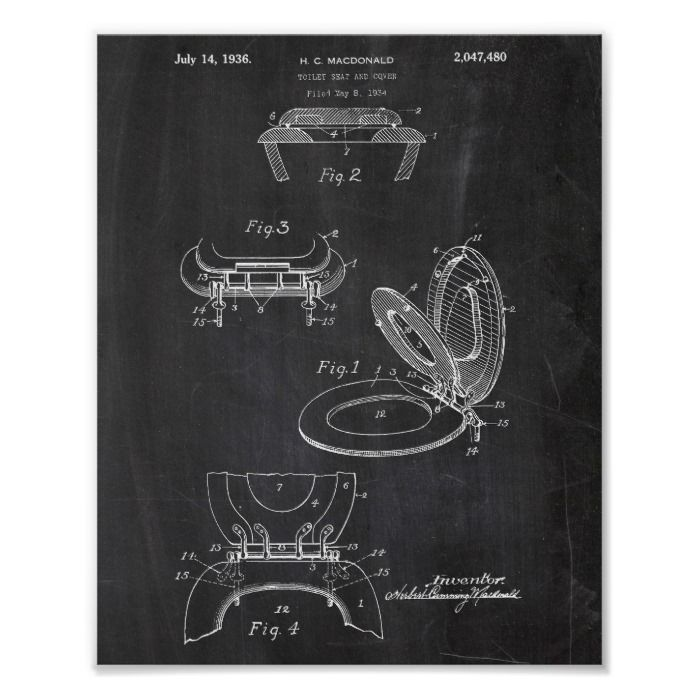 Toilet Paper Roll Patent Poster | Zazzle.com #toiletpaperrolldecor