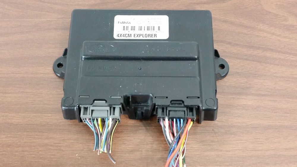 0105 Ford Explorer Mountaineer Transfer Case Control Module Oem Rhpinterest: Ford Explorer Gem Module Location At Gmaili.net