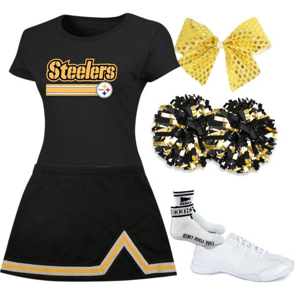Steelers Cheerleader Mais  sc 1 st  Pinterest & Steelers Cheerleader | uniforme de torcida | Pinterest | Steelers ...