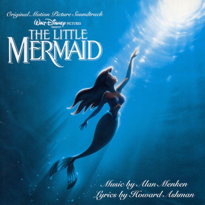 The Little Mermaid Original Motion Picture Soundtrack -8443
