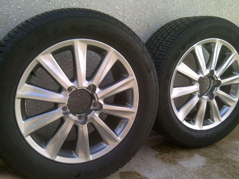 جنوط جيب لكزس مقاس 20 مع كفراتها سعودي حراج Car Wheel Wheel Car