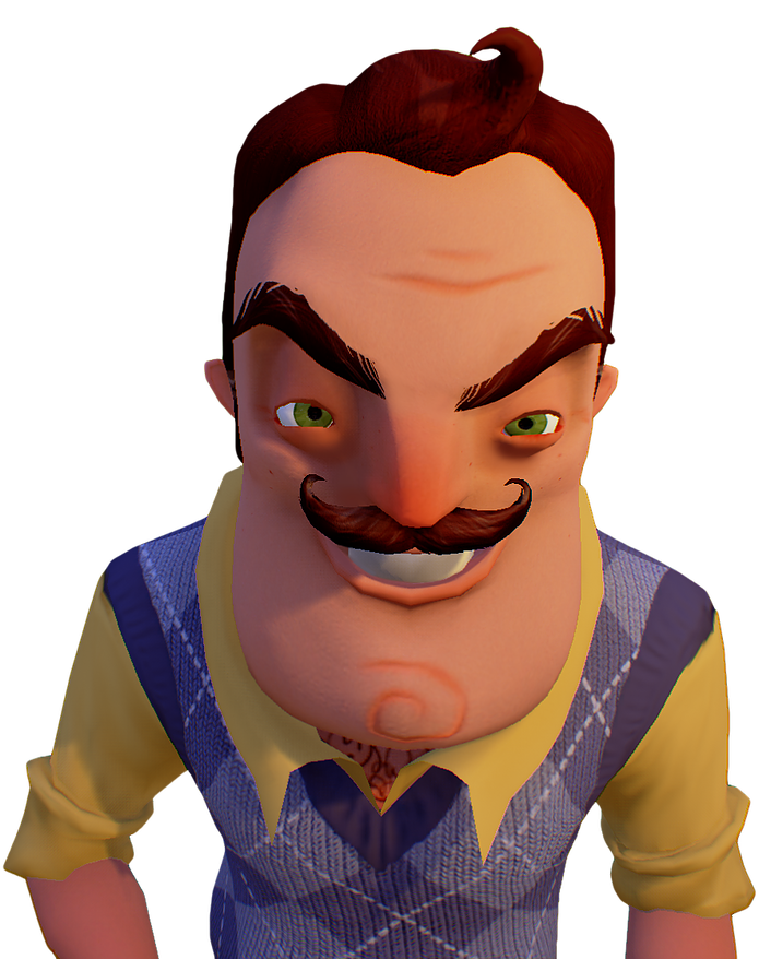 Hello Neighbor is a Stealth Horror game about outmsarting a self