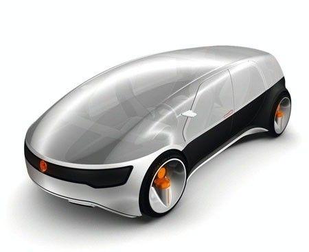 Volkswagen Ego 2028 concept car