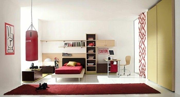 50 Ideen Für Kleines Zimmer Einrichten Und Dekorieren | Kleine Zimmer  Einrichten, Zimmer Einrichten Und Kleine Zimmer