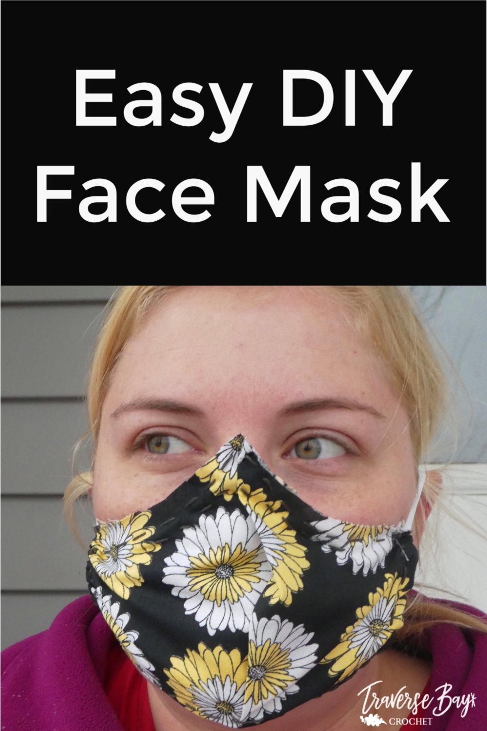 Best Materials and Sewing Pattern for DIY Face Mask, adult
