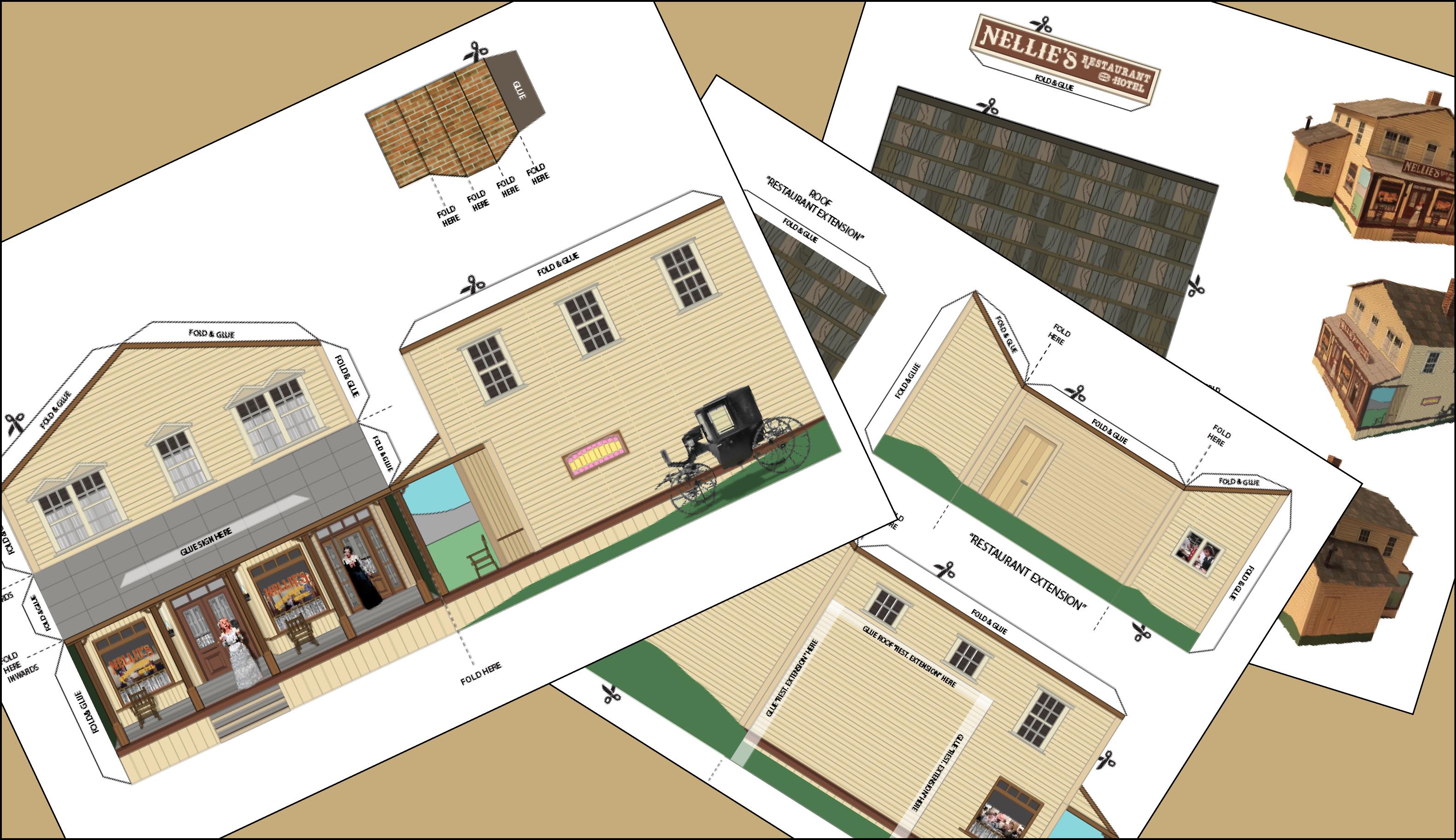 Pin On Little House On The Prairie Printables Diy