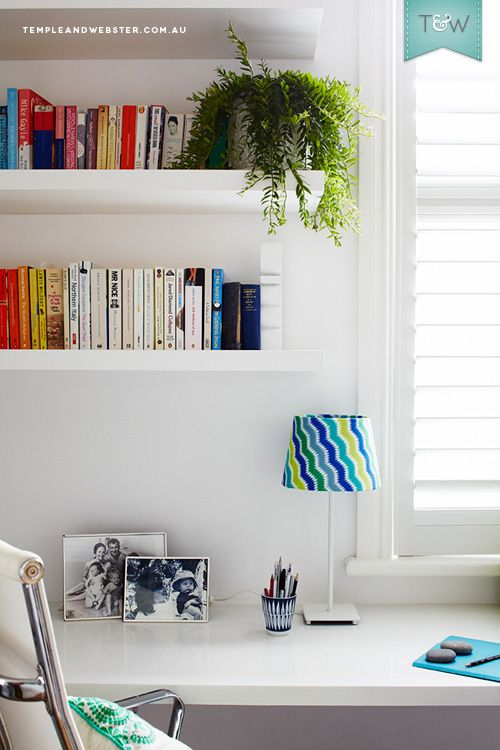 We visit Lana Hirschowitz for a home office makeover | Office ...