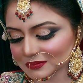 noor e jahan beauty salon  best makeup products bridal