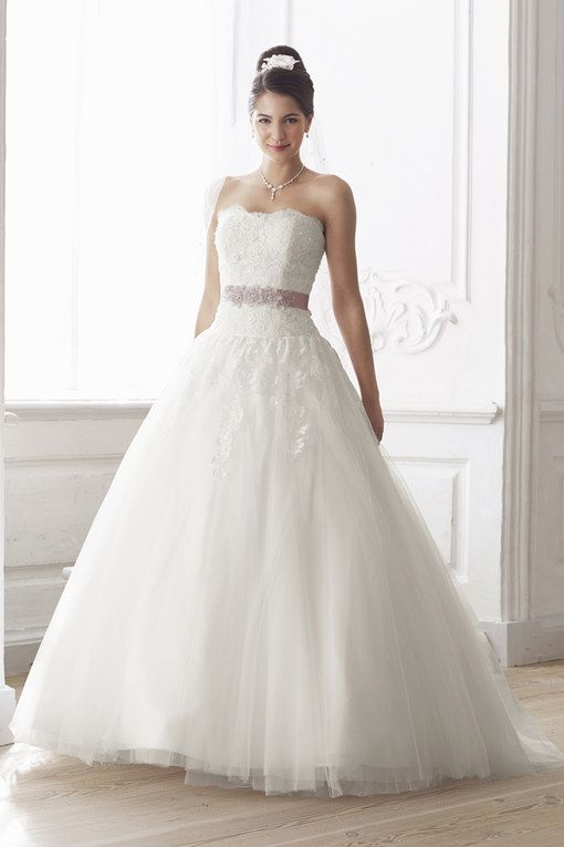 Hochzeitskleider 2015: Zum Träumen schöne Brautkleider | Wedding