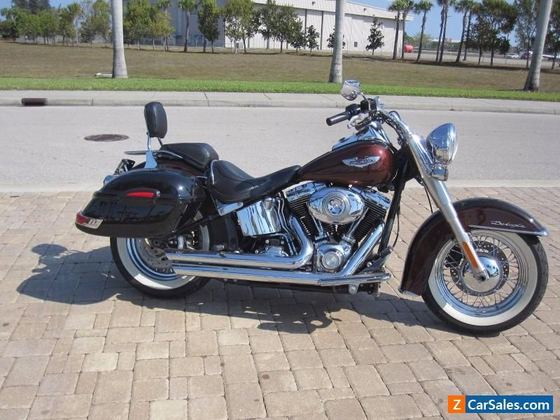 Motorcycle for Sale 2011 HarleyDavidson Softail